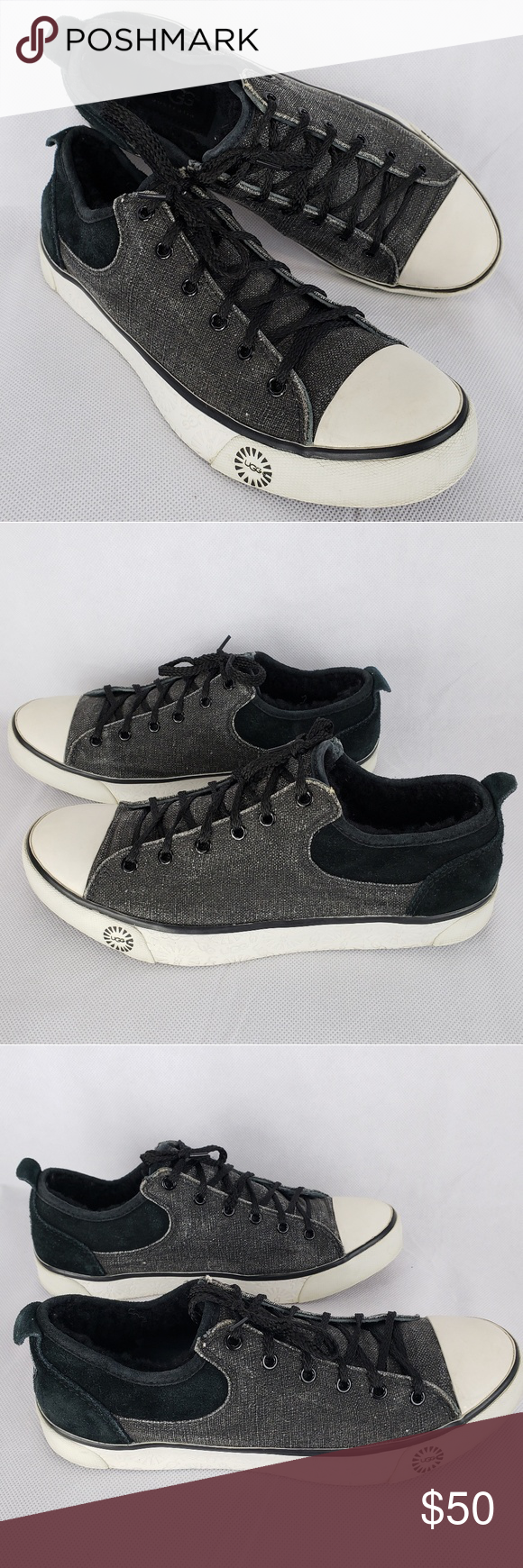 f624155f912 UGG Evera Canvas Lined Sneaker * Excellent used condition * Clean ...