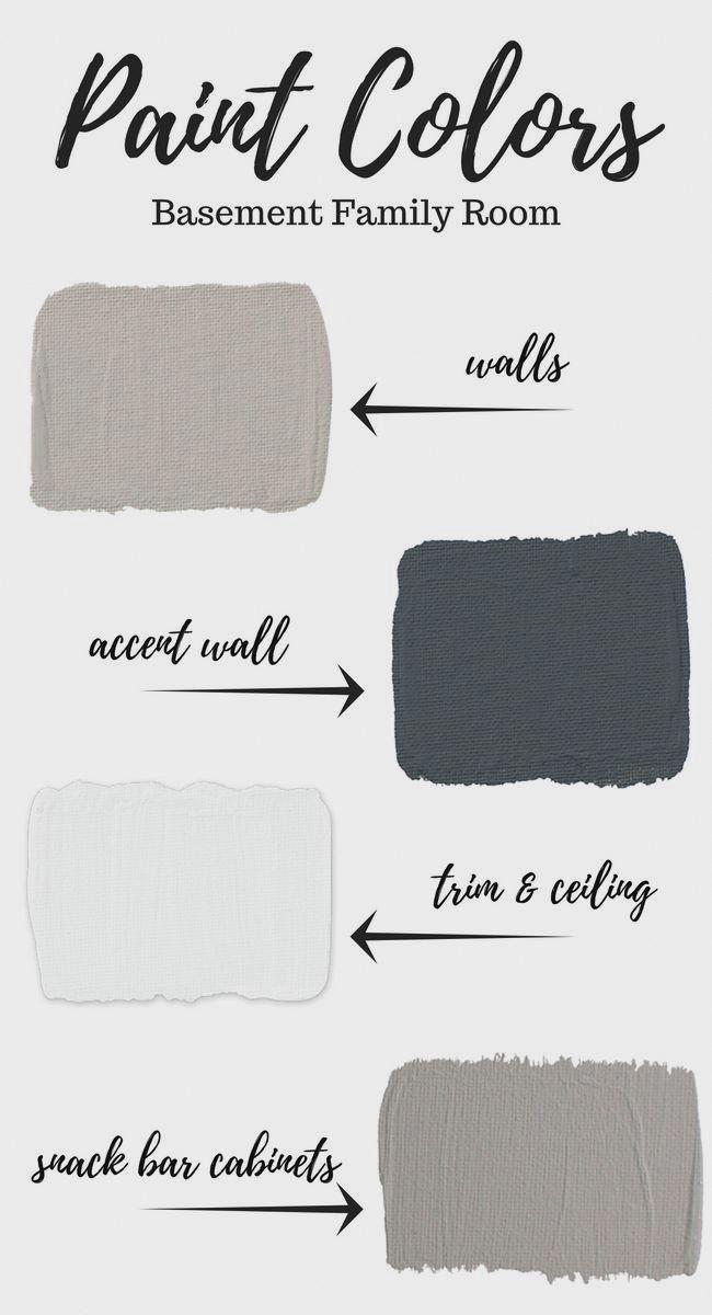 Photo of Basement Paint Colors