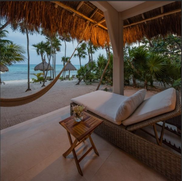 Jaa Luxury Boutique Beachfront Hotel Suites Villas Tulum