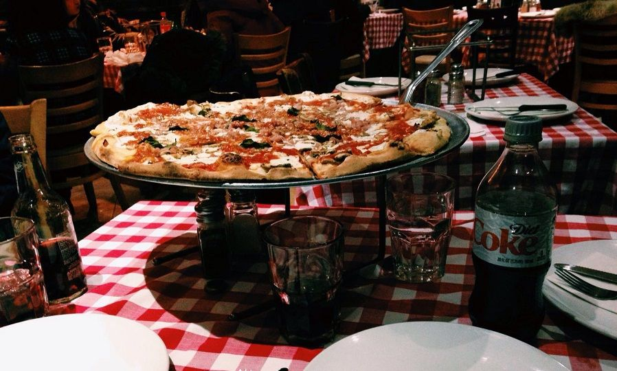 Grimaldi's Pizza New York