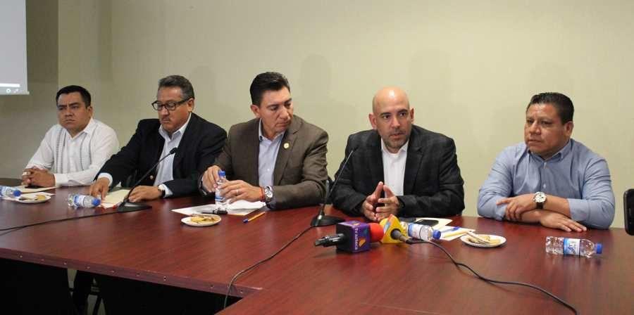 El Poder Legislativo en coordinación con la Secretaría de Seguridad Pública del Estado de Oaxaca coadyuvan en la preservación de la seguridad para las y los ciudadanos oaxaqueños.