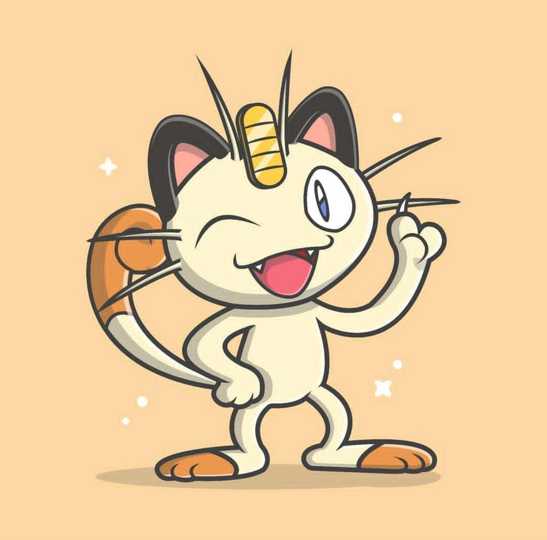 Meowth Pokemon Pokemon Meowth Pokemon Pokemon Pictures