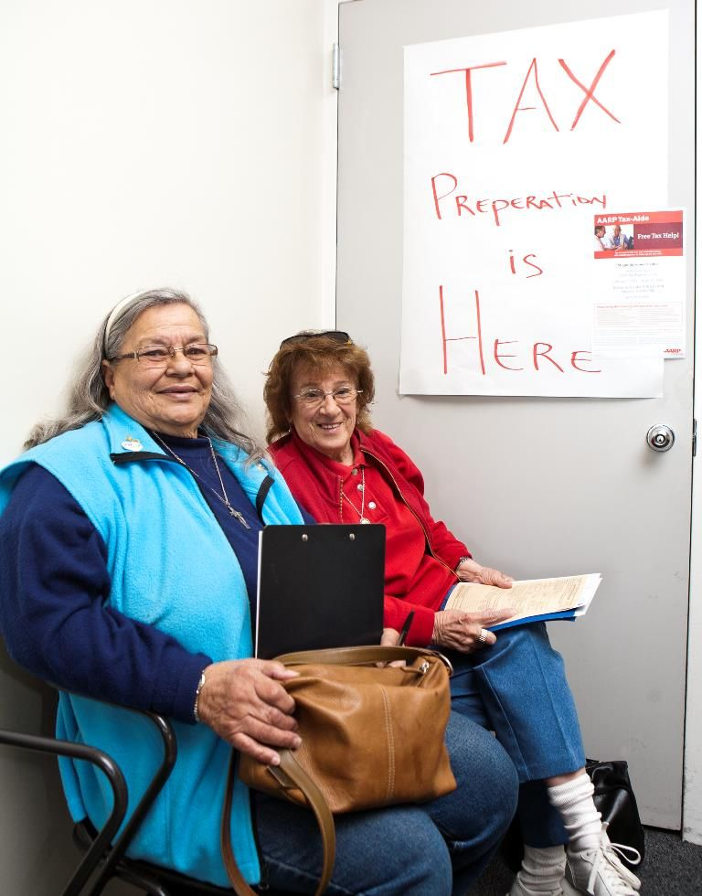 Free tax assistance from South San Francisco Senior