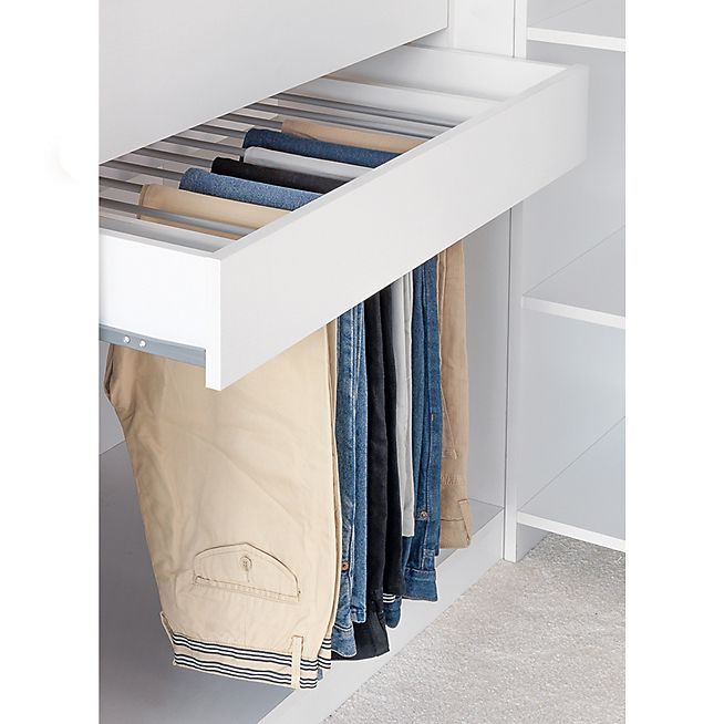 Porte-pantalons de 100cm pour armoire à composer Méo || Alinéa ...