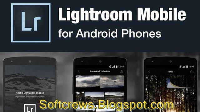 Adobe Lightroom Photo Editor and Pro Camera 2020 Latest