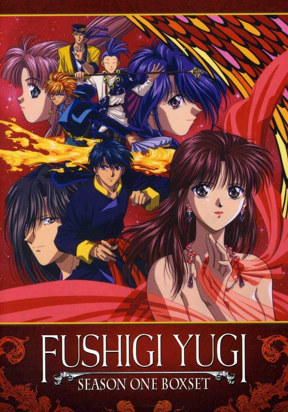 Fushigi Yugi Season One Box Set Fushigi yûgi, Anime