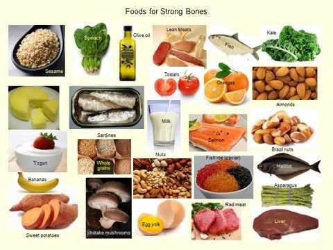 10+ Foods to eat to prevent osteoporosis info