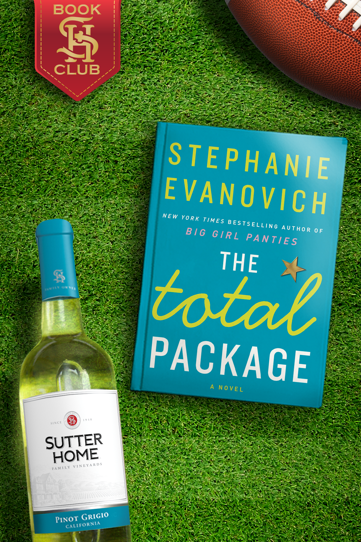 """""""The Total Package"""" by Stephanie Evanovich Bestselling"""