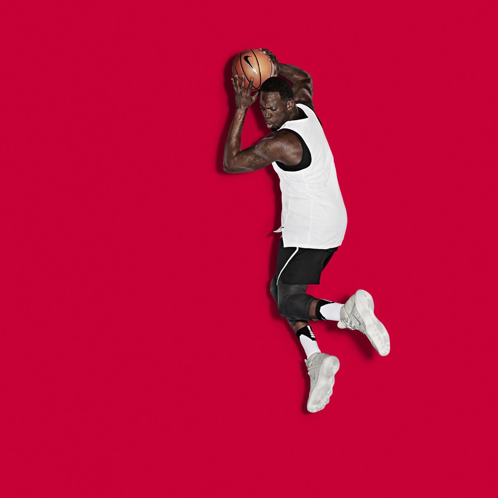 Foam cushions · Nike News - What is Nike React? Draymond Green in the Nike  React Hyperdunk 2017Flyknit