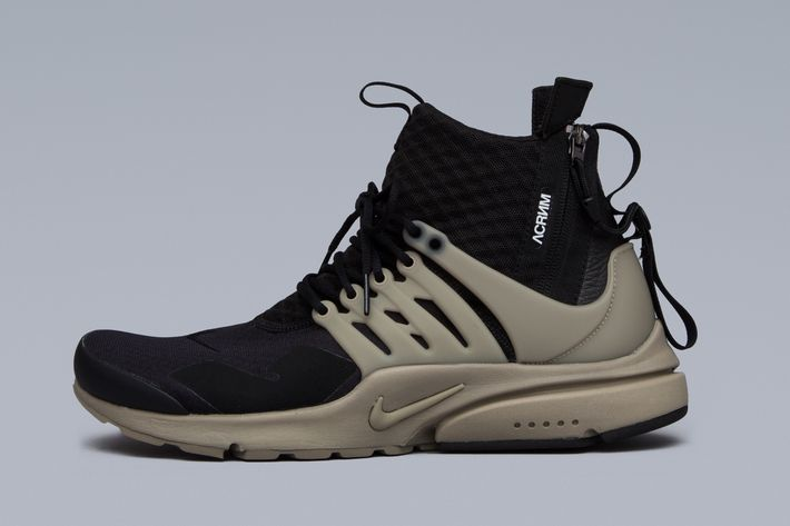 Nike® Air Presto Mid / Acronym® More sneakers here.