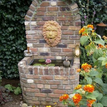 Dekorative Wandbrunnen Brunnen Garten Wandbrunnen Garten