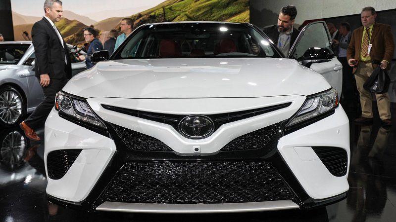 تويوتا كامري 2018 الجديدة إعلانات مبوبة مجانية في المملكة العربية السعودية Toyota Camry Camry Car