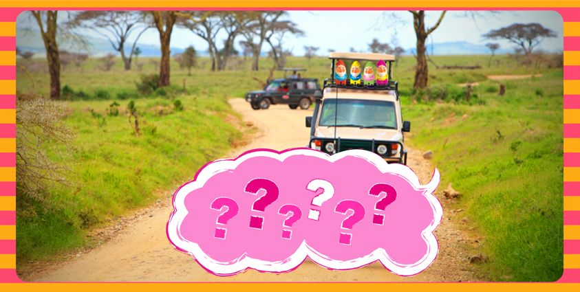 Can you guess what the most dangerous animal in Africa is ? 50 likes needed to reveal the answer, go on like it on FB today! ;) #roadtrippin  www.lovetherapyarcade.com
