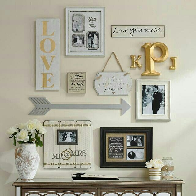 Gallery Home decor Pinterest Entry ways, Initials and Photo