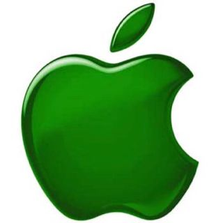 Pin By Tyler Hart On Apple Logos Green Tech Apple Logo Green Apple