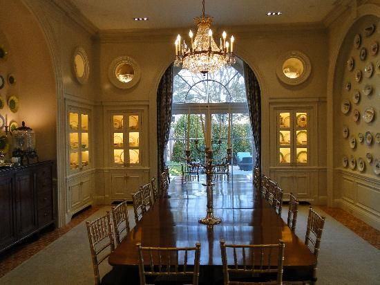 Glenmere Mansion Private Dining Room  Dream Home  Pinterest Simple Mansion Dining Rooms Design Inspiration