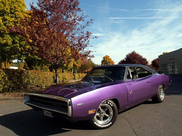 1970 Dodge Charger R/T...nice!