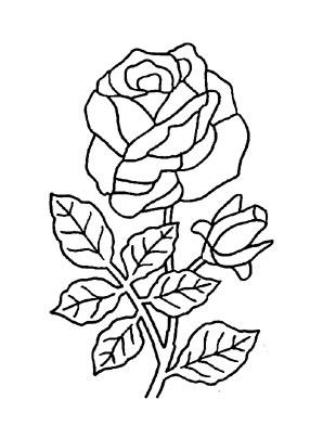Ausmalbild Rosen Zum Ausmalen Ausmalbilder Malvorlagen Kindergarten Blumen Rosen In 2020 Malvorlagen Blumen Blumenzeichnung Ausmalen