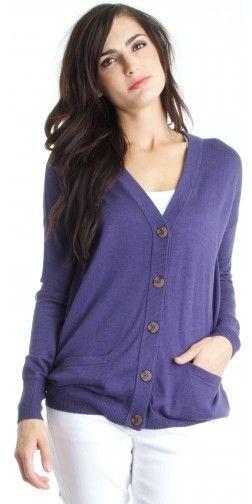 RVCA Women's Shoals Sweater in Navy
