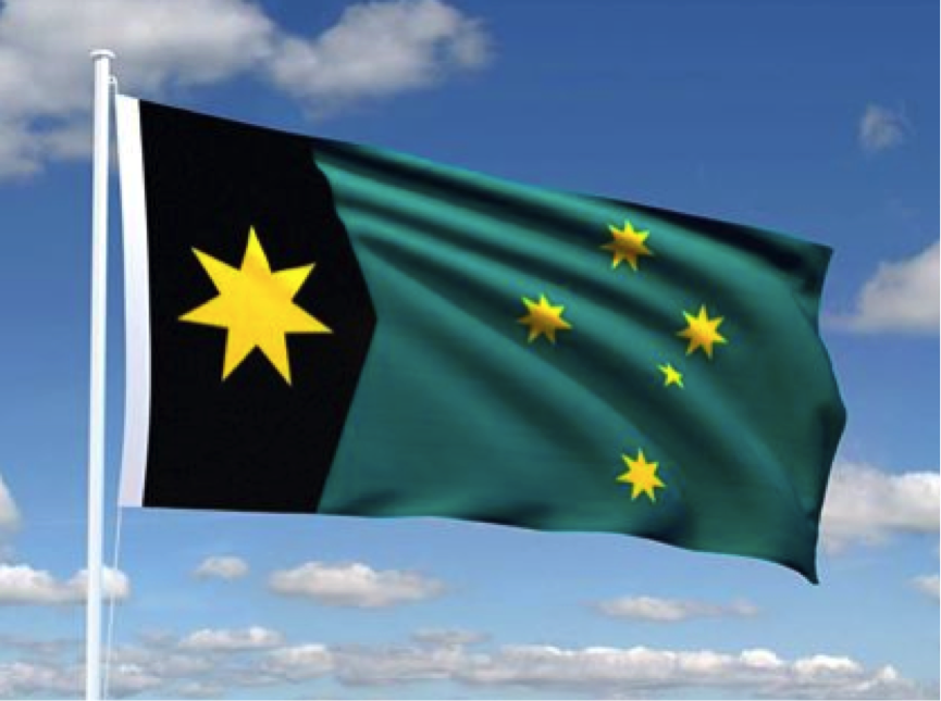 https://web.facebook.com/vic.ward.92?fref=nf Could the designer of this flag please pm me please on this page link https://www.facebook.com/groups/107362876063944/ #Ausflags