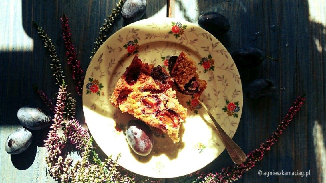 Absolutnie Genialne Ciasto Ze Sliwkami Food Recipes Something Sweet