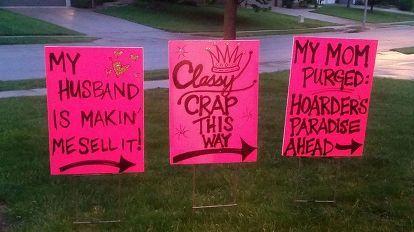 41 Trendy Yard Sale Signs Creative Yard Yard Sale Signs Yard