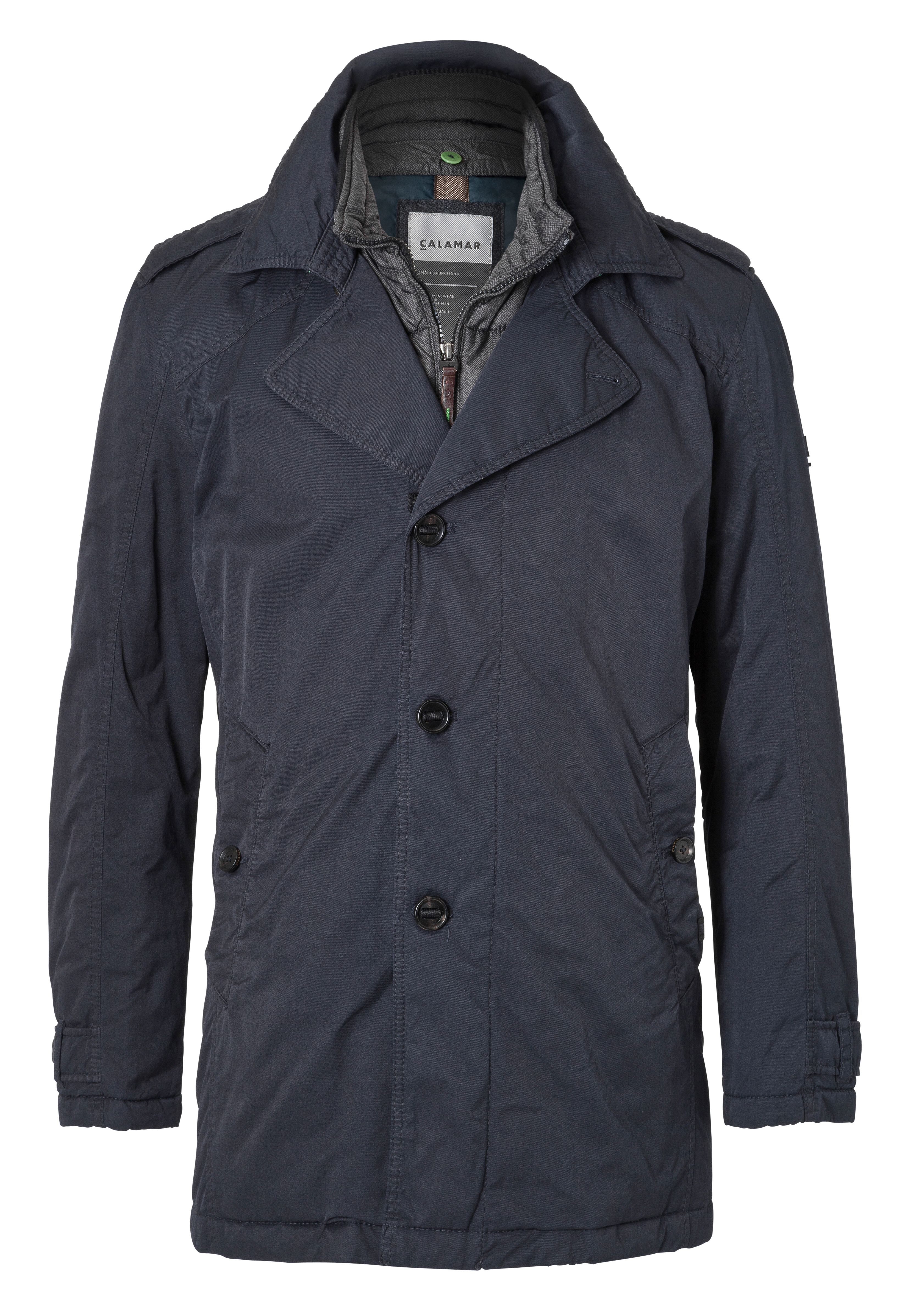 f76f9304c1af8f Men's Coat from Calamar engineered with GORE-TEX® products ...