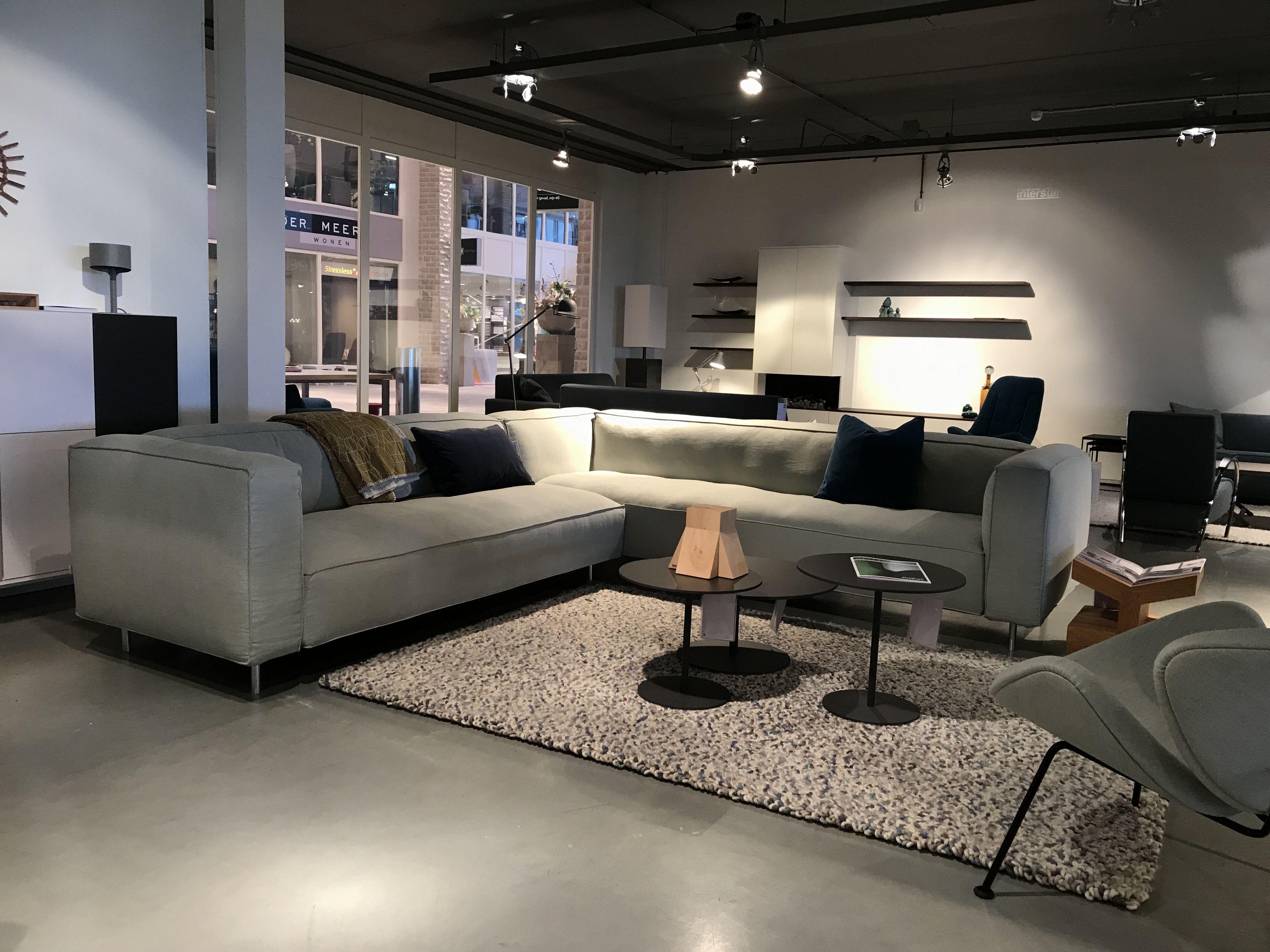 Gelderland Hoekbank 7330.Gelderland Bank 6400 Design Henk Vos Designliving In Sneek