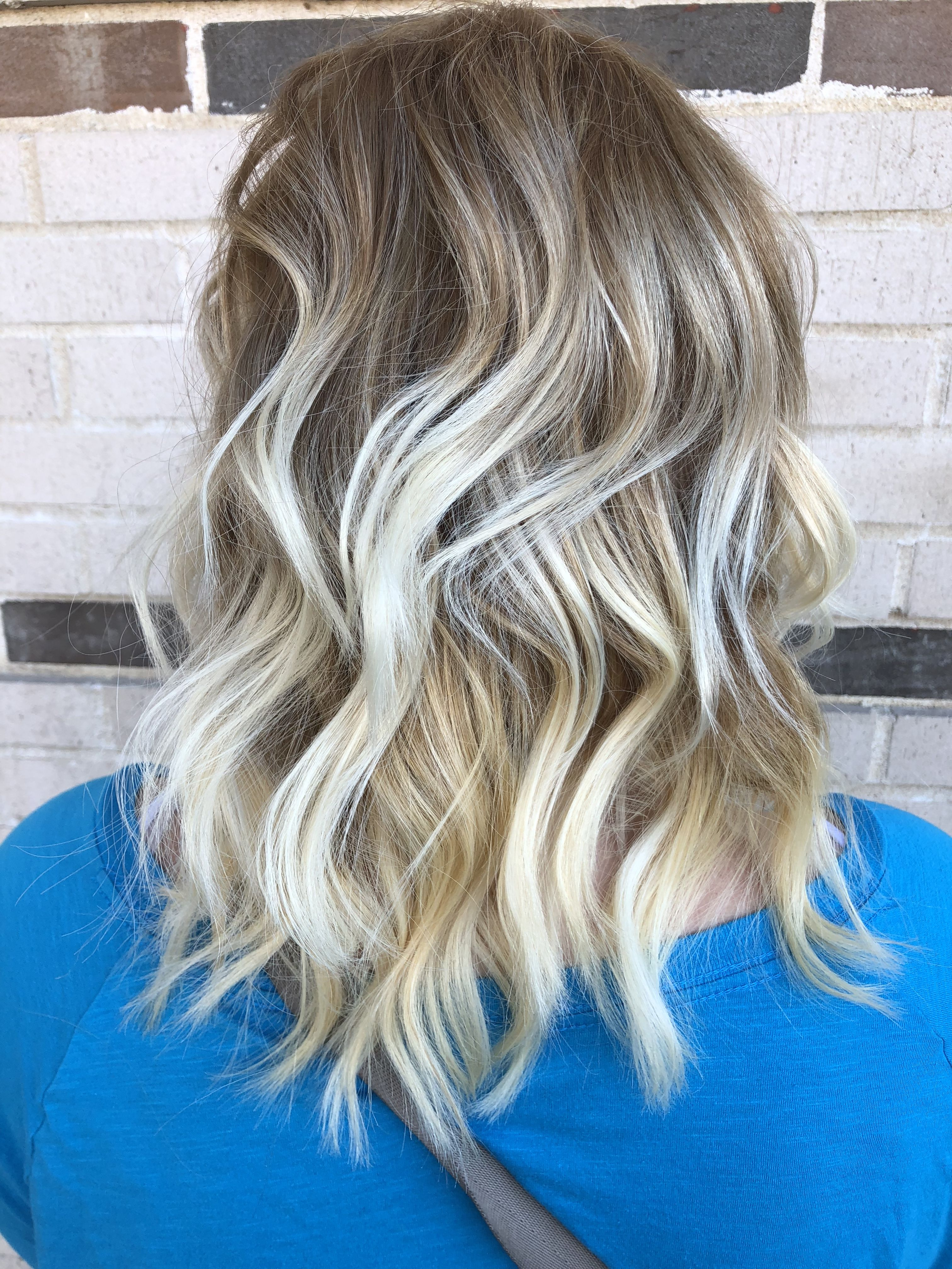 Balayage OverlandPark Paul Mitchell! Get yours today❤️  Long