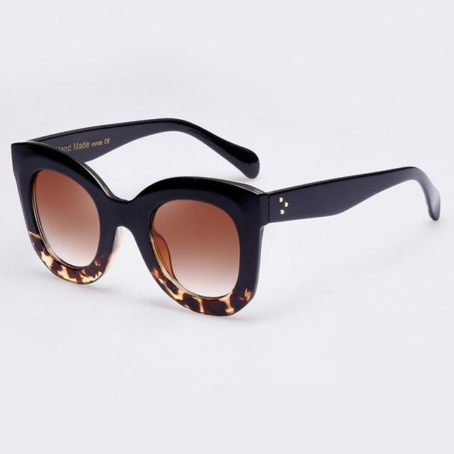 3f340211bdfe M.U.E. X-Large Cat Eye Sunglasses For Women | Products | Sunglass ...