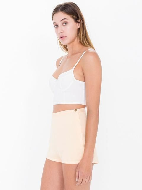 c84e1a16326 AMERICAN APPAREL: rsacs304g - Tap Short Buy Now $48.0 Find at Faearch
