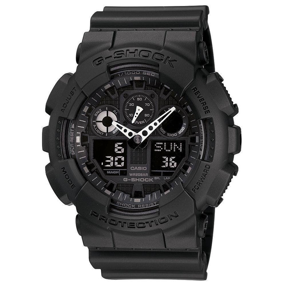 Läcker herrklocka från Casio G-Shock.   Casio G-shock Military GA-100-1A1