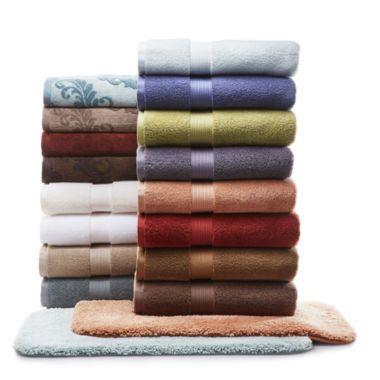 Royal Velvet Signature Soft Bath Towel Rug Collection Found At