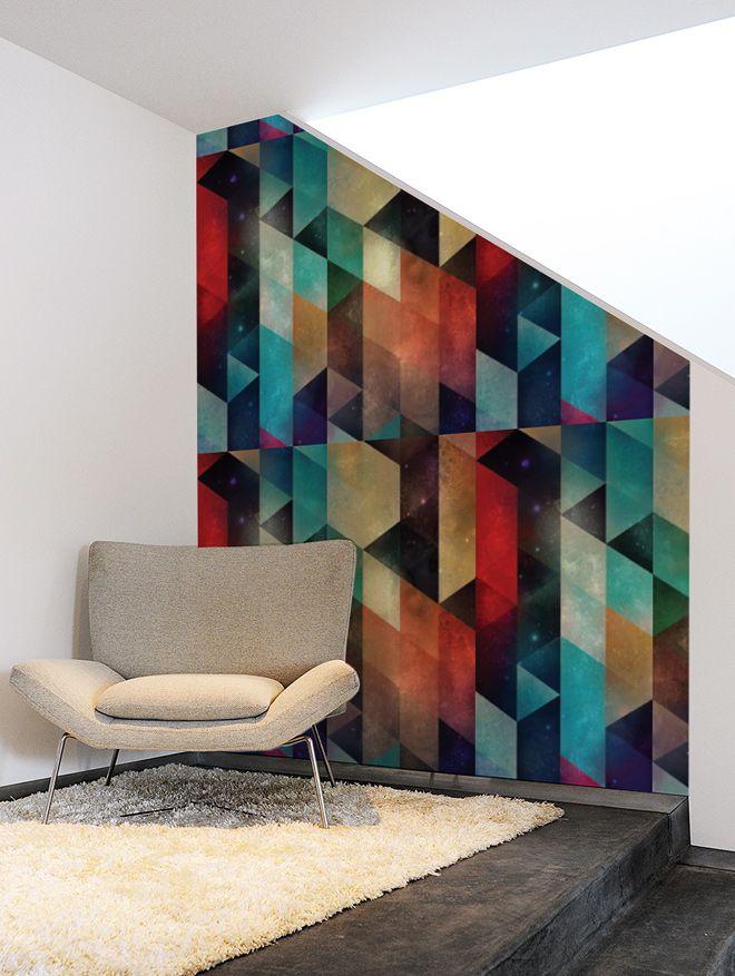 Blik Wall Decals. From Http://www.whatisblik.com/ SPIRES X BLIK