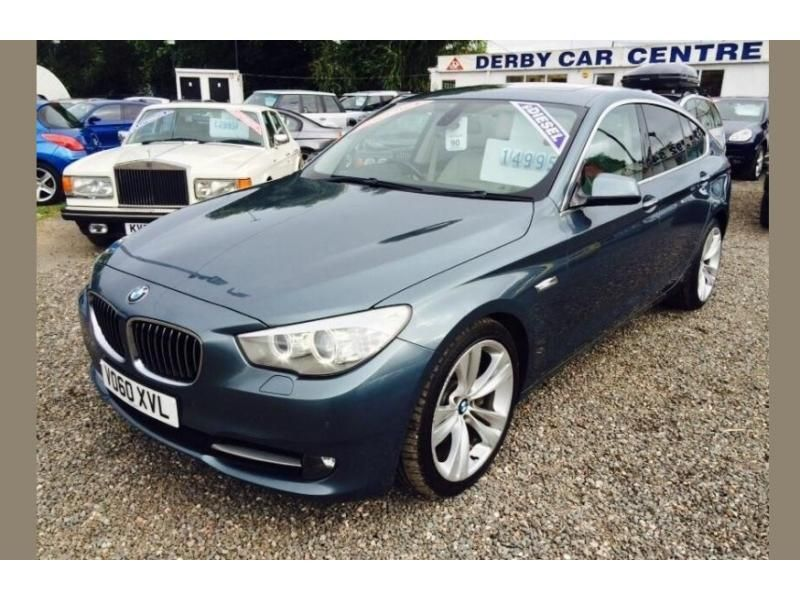 2010 Bmw 5 Series Diesel Automatic Repin By At Social Media