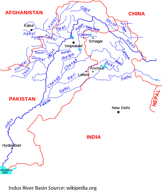 The Indus Treaty Revisited: India-stan Water Sharing ... on compass directions, get directions, giving directions, travel directions, scale directions, mapquest directions, driving directions, traffic directions,