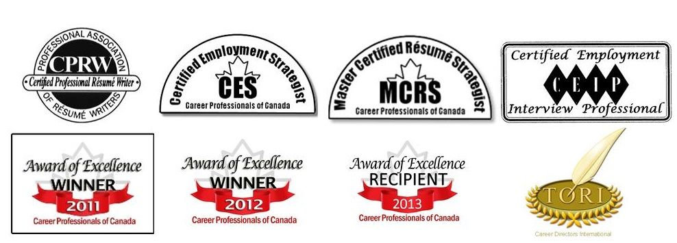 Adrienne Tom, Canadian Executive Resume Writer