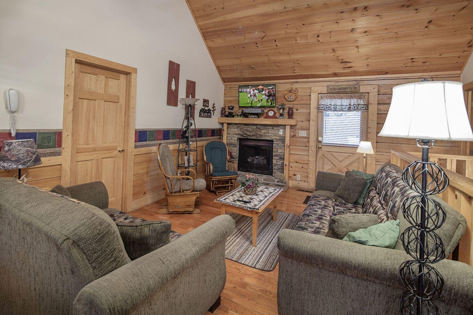 Pigeon Cabins Young's Hideaway 4 Bedroom Cozy