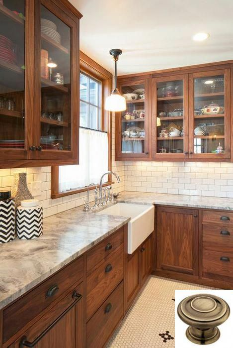 Dark, light, oak, maple, cherry cabinetry and modern natural wood kitchen cabinets.  CHECK THE PIN for Various Wood Kitchen Cabinets. 7131265577 #darkkitchencabinets