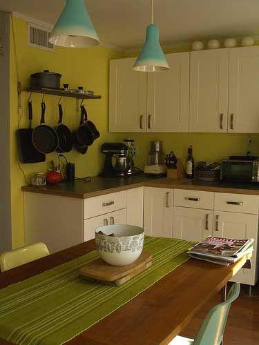 Fotos de cocinas peque as y bonitas estilo pinterest for Cocinas bonitas
