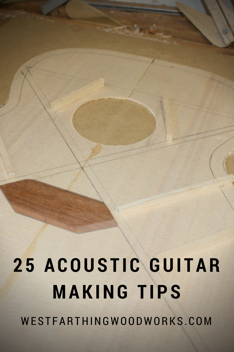 25 Best Guitar Making Tips For Beginners Acoustic Guitar Acoustic