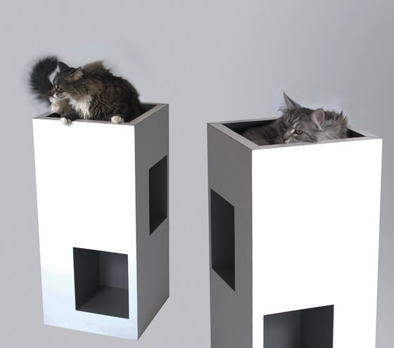 News Contemporary Cat Furniture On Modern Cat Furniture By Misk Design  Contemporary Cat Furniture Part 75