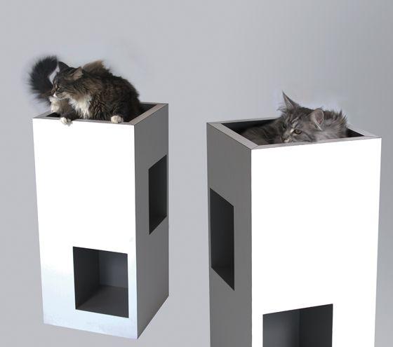 Modern Cat Furniture By Misk Design