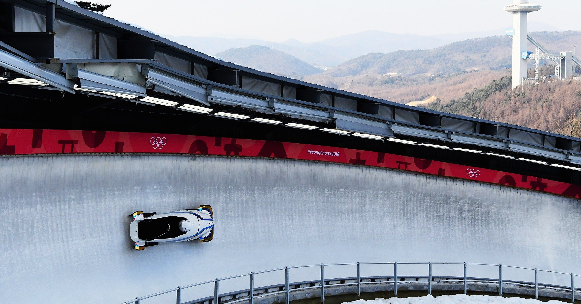 Winter Olympics The Physics Of Blazing Fast Bobsled