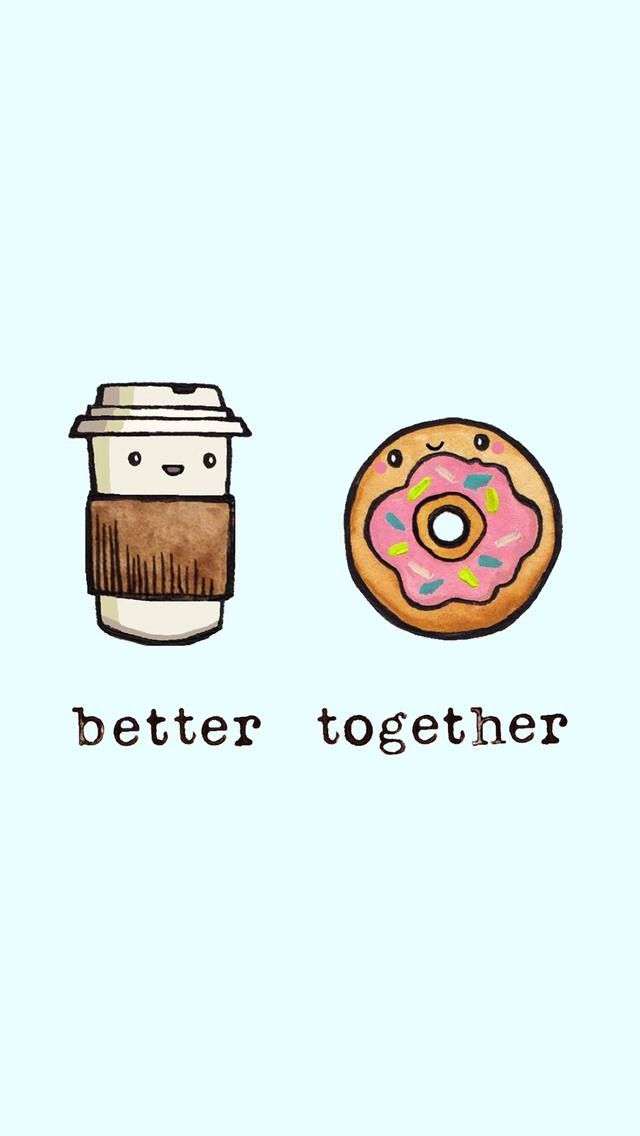 Discover And Share The Most Beautiful Images From Around The World Cute Food Wallpaper Better Together Cute Food Drawings