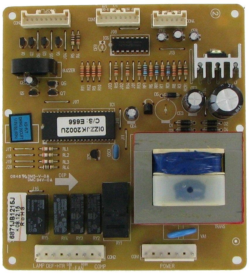 Lg Kenmore 6871jb1215j Refrigeration Control Board Refrigerator Lg Broken Appliance Refrigerator