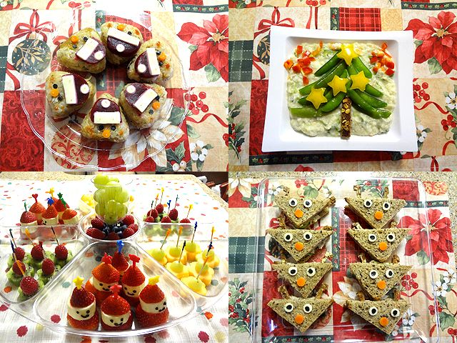 Ideas For Christmas Party For Kids Part - 34: Christmas Party Food Idea For Kids