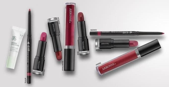 Whether your preference is for Cabernet Sauvignon or Pinot Noir, wine-hued lips are for everyone.  #vegancertifed #parabenfree #veganmakep #makeup #lipstick #lipgloss #vegancosmetics #fallLipColors #arbonne #crueltyfreecosmetics