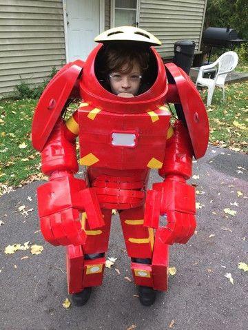 Iron Man Hulkbuster Cosplay Para Nino Disfraces De Halloween Hazlo Tu Mismo Mejores Disfraces Halloween Y Disfraz De Joker Para Ninos