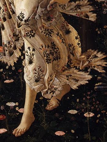 Primavera Botticelli Renaissance Art Art Botticelli